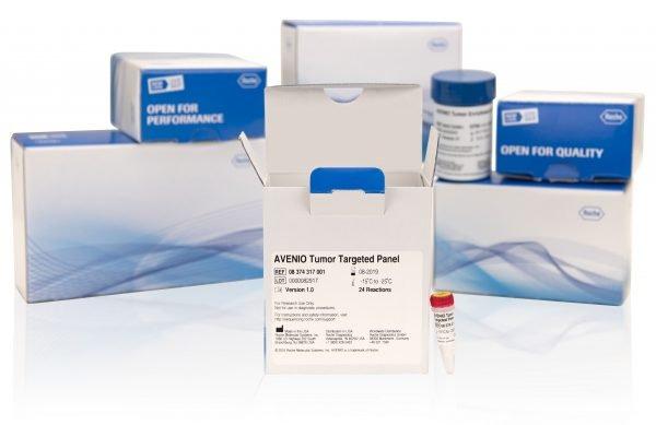 Product image: AVENIO Tumor Tissue Targeted Kit